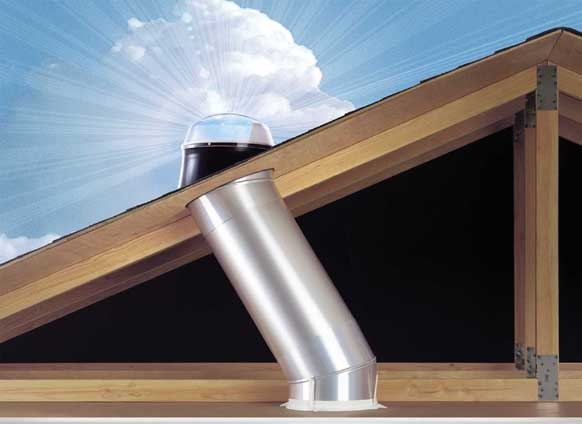 Brighten Your Day With Solar Tubes